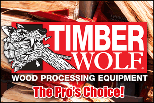 Timberwolf Wood Processing Equipment