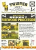 1812 and 1820 Hornet Firewood Processor