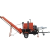 Rima firewood processor log splitter with NEW TUV CE
